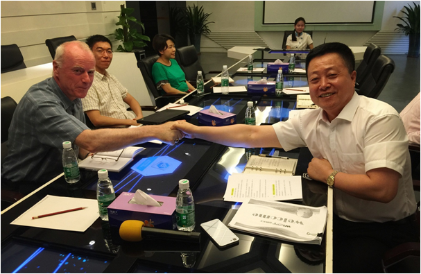 Cooperation Between WIOT and LCCP